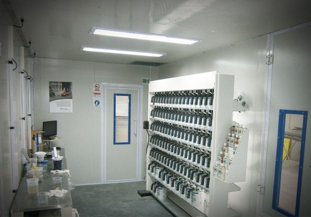United Panels Pakenham - Paint Shop